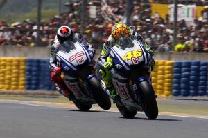 Rossi e Lorenzo - fonte oasport.it