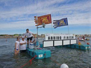 cronometristi venezia cronometraggio nuoto in mare